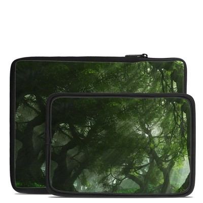 Tablet Sleeve - Canopy Creek Spring