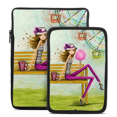 Tablet Sleeve - Carnival Cotton Candy