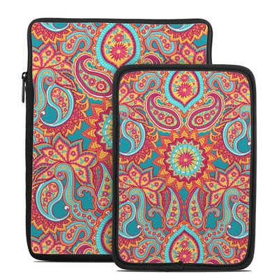 Tablet Sleeve - Carnival Paisley