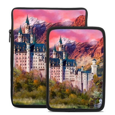 Tablet Sleeve - Castle Majesty