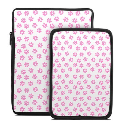Tablet Sleeve - Cat Paws