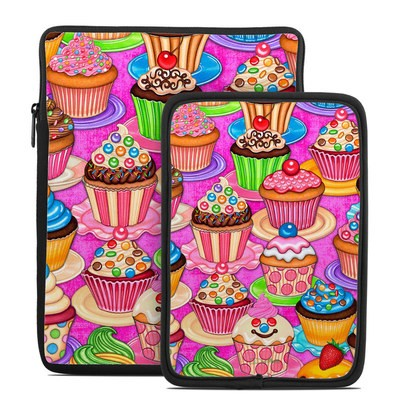 Tablet Sleeve - Cupcake