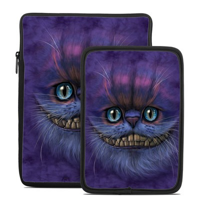 Tablet Sleeve - Cheshire Grin