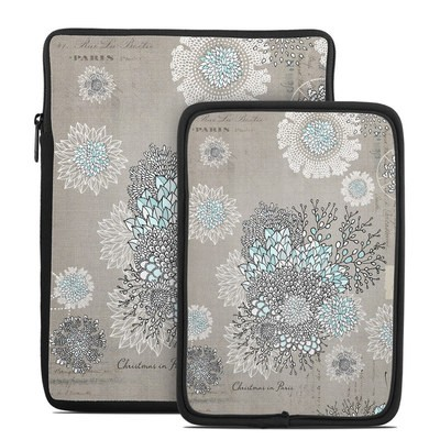 Tablet Sleeve - Christmas In Paris