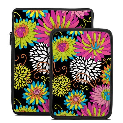 Tablet Sleeve - Chrysanthemum
