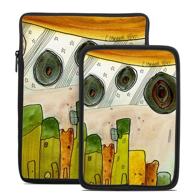 Tablet Sleeve - City Life