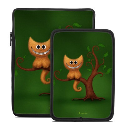 Tablet Sleeve - Cheshire Kitten