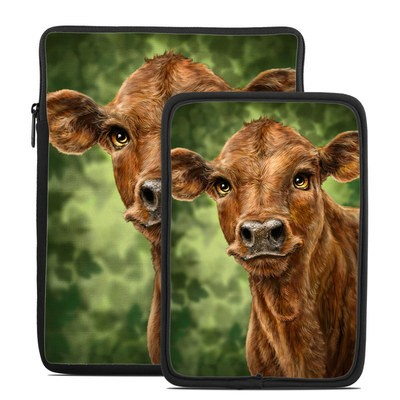 Tablet Sleeve - Clearwater Calf