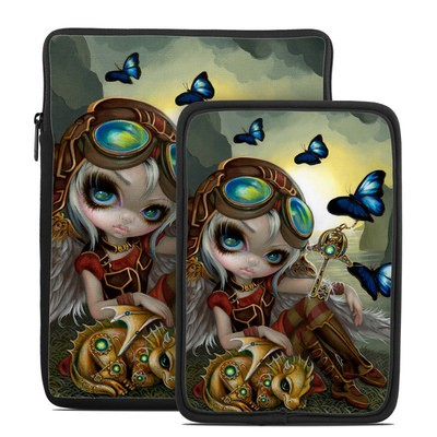 Tablet Sleeve - Clockwork Dragonling
