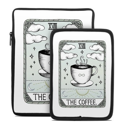 Tablet Sleeve - The Coffee