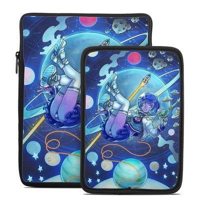 Tablet Sleeve - We Come in Peace