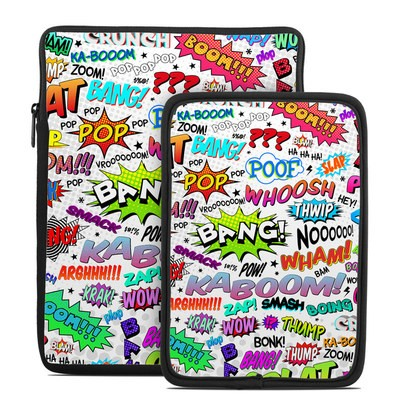 Tablet Sleeve - Comics