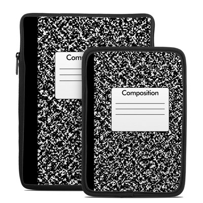 Tablet Sleeve - Composition Notebook