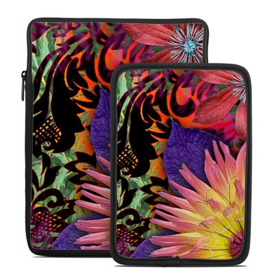 Tablet Sleeve - Cosmic Damask