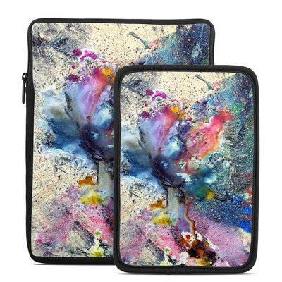 Tablet Sleeve - Cosmic Flower