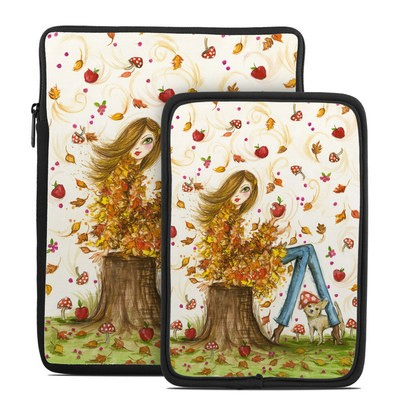 Tablet Sleeve - Crisp Autumn