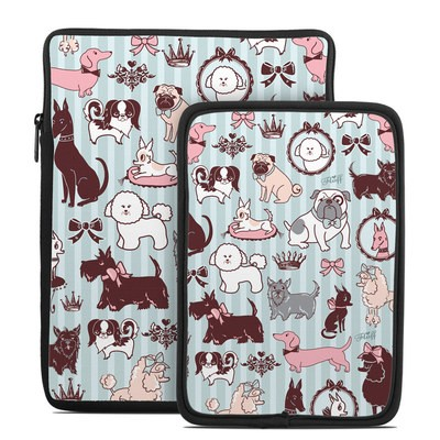 Tablet Sleeve - Doggy Boudoir