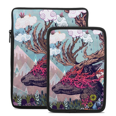 Tablet Sleeve - Deer Spirit