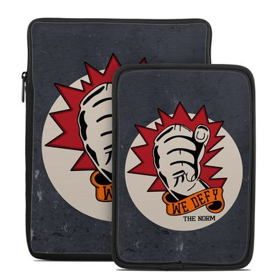 Tablet Sleeve - Defy Fist