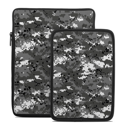 Tablet Sleeve - Digital Urban Camo