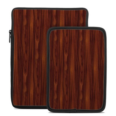 Tablet Sleeve - Dark Rosewood