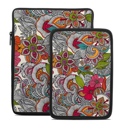 Tablet Sleeve - Doodles Color