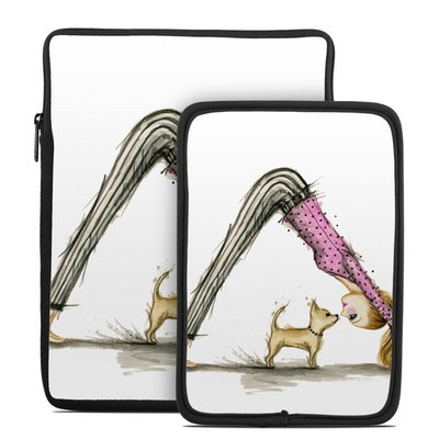 Tablet Sleeve - Downward Dog