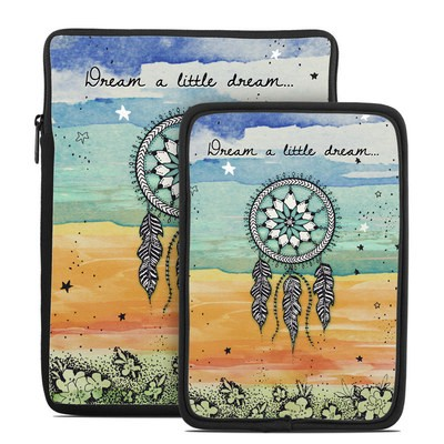 Tablet Sleeve - Dream A Little