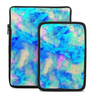 Tablet Sleeve - Electrify Ice Blue