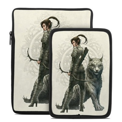Tablet Sleeve - Half Elf Girl