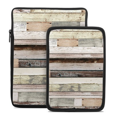 Tablet Sleeve - Eclectic Wood