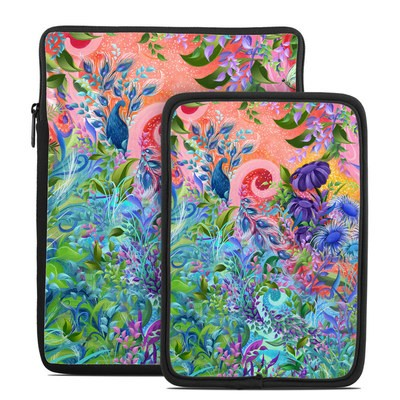 Tablet Sleeve - Fantasy Garden
