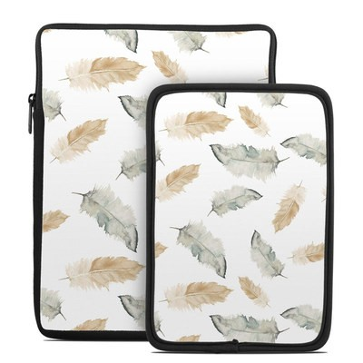 Tablet Sleeve - Feathers