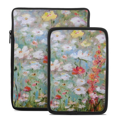 Tablet Sleeve - Flower Blooms