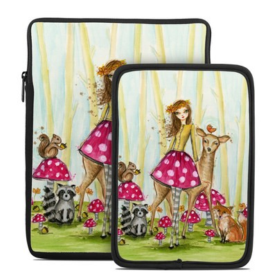 Tablet Sleeve - Forest Friends