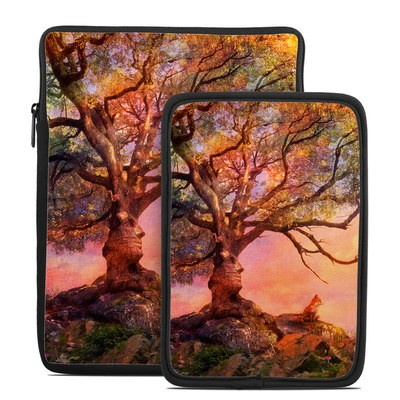 Tablet Sleeve - Fox Sunset
