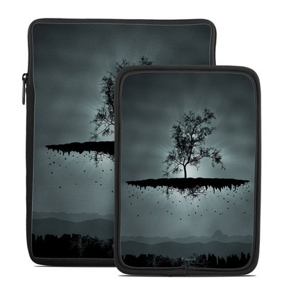 Tablet Sleeve - Flying Tree Black