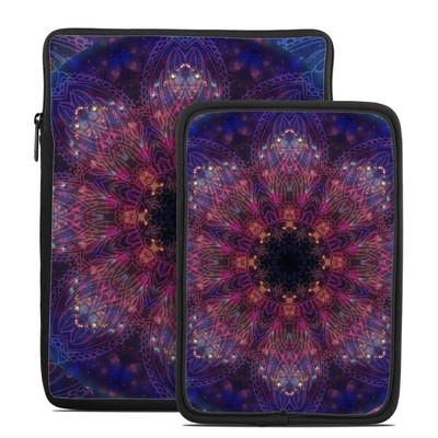 Tablet Sleeve - Galactic Mandala