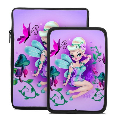 Tablet Sleeve - Garden Fairy