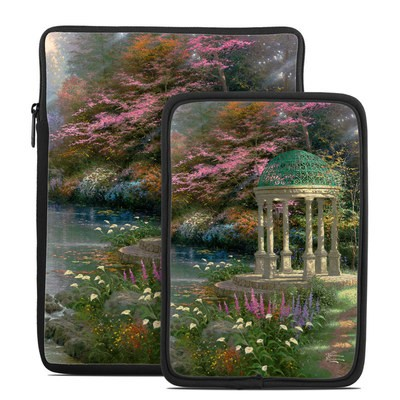 Tablet Sleeve - Garden Of Prayer