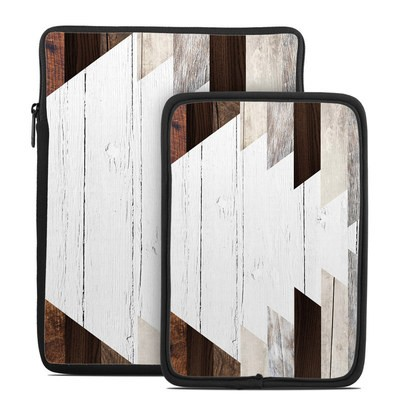 Tablet Sleeve - Geo Wood