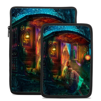 Tablet Sleeve - Gypsy Firefly