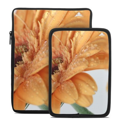 Tablet Sleeve - Golden Gerbera