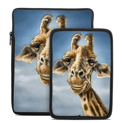 Tablet Sleeve - Giraffe Totem