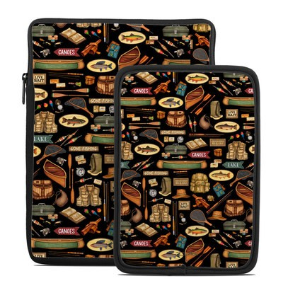 Tablet Sleeve - Gone Fishing