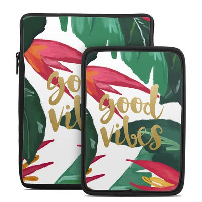 Tablet Sleeve - Good Vibes