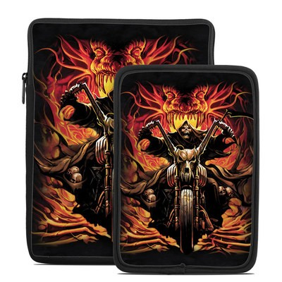 Tablet Sleeve - Grim Rider
