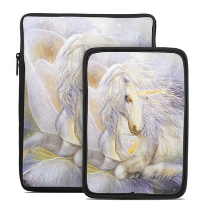 Tablet Sleeve - Heart Of Unicorn