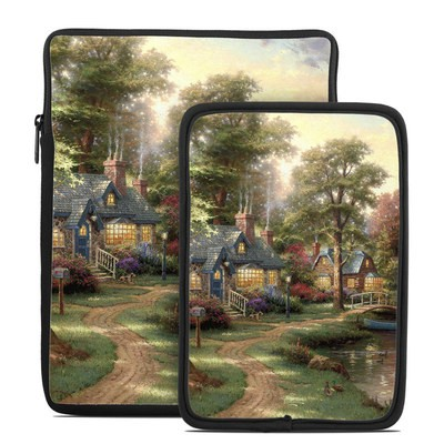 Tablet Sleeve - Hometown Lake