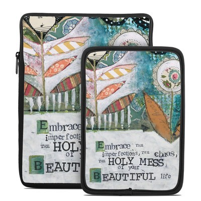Tablet Sleeve - Holy Mess